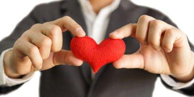 Business og kjærlighet