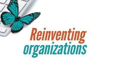 Organisering for fremtiden? Blågrønne, TEAL, organisasjoner