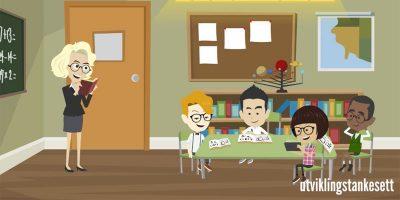 Test deg selv: Tilbakemeldinger i skolen
